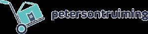 Peter's Ontruiming Logo